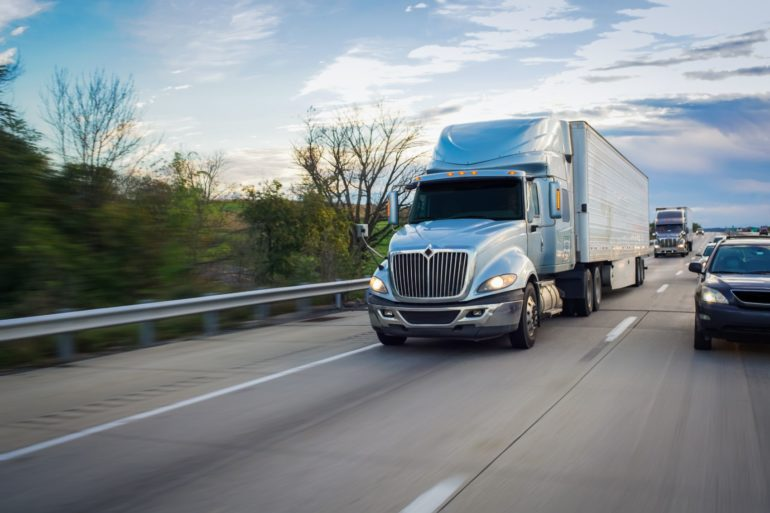 IIHS Study Shows Benefit of AEB &  Forward Collision Warning Systems in Large Trucks 20
