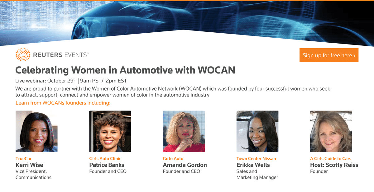 Celebrating women in automotive