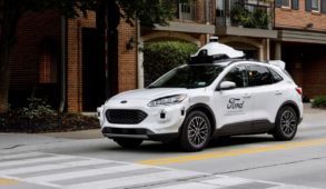 How Ford's New Test Vehicle Lays the Foundation for the Automaker's Self-Driving Business 18
