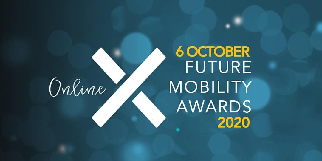 MobilityXlab Future Mobility Awards 2020