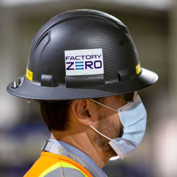 General Motors Announces Factory ZERO: Remodeled Detroit Facility Represents New Mobility Chapter for GM 16