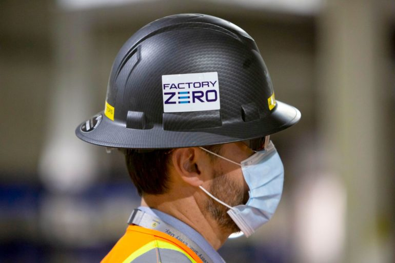 General Motors Announces Factory ZERO: Remodeled Detroit Facility Represents New Mobility Chapter for GM 22