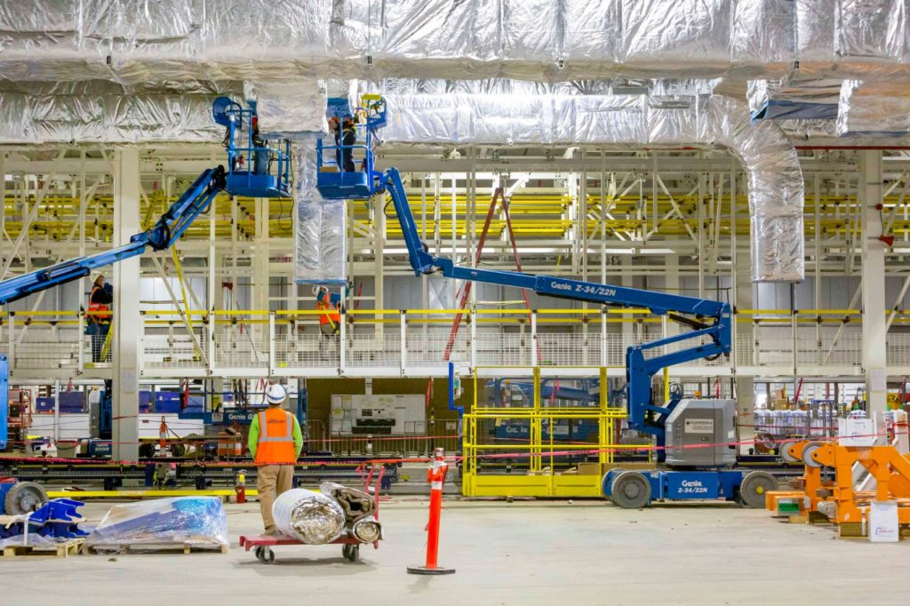 General Motors Announces Factory ZERO: Remodeled Detroit Facility Represents New Mobility Chapter for GM 19