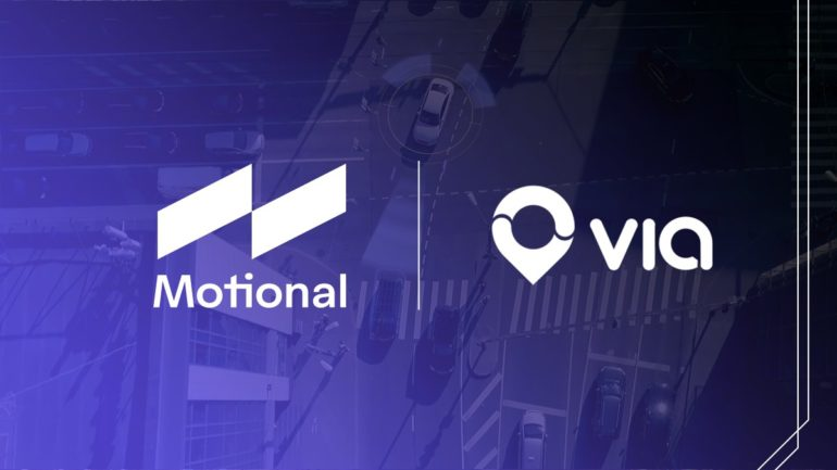 Motional & Via Announce New On-Demand Robotaxi Service 15