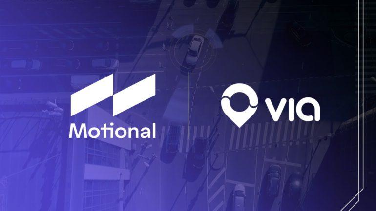 Motional & Via Announce New On-Demand Robotaxi Service 16