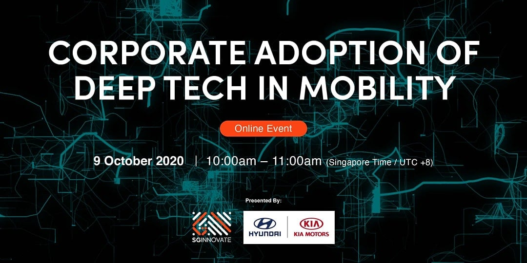 Corporate Adoption of Deep Tech in Mobility