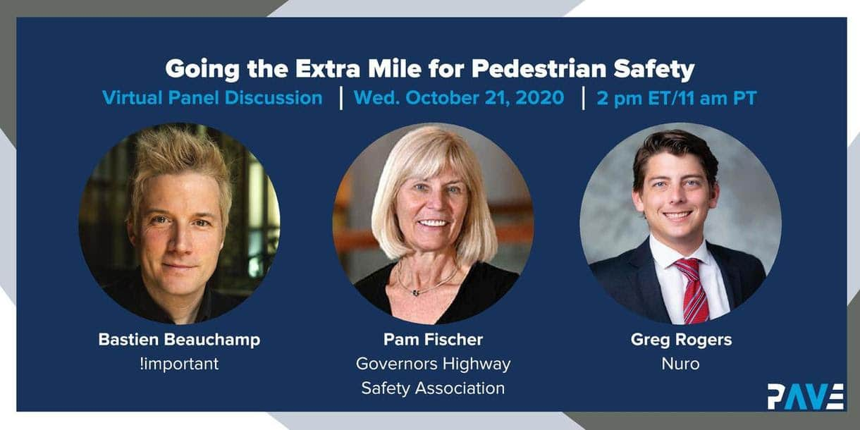 Going the Extra Mile for Pedestrian Safety