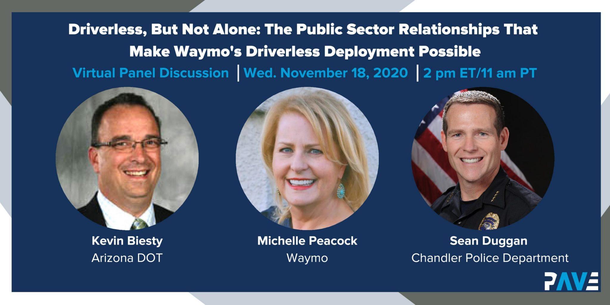 Driverless But Not Alone Waymo Driverless Deployment