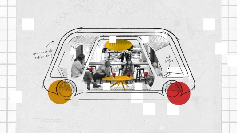 Lexus Teams With TED Fellows Program for Human-Centered Approach to Autonomous Cars 16