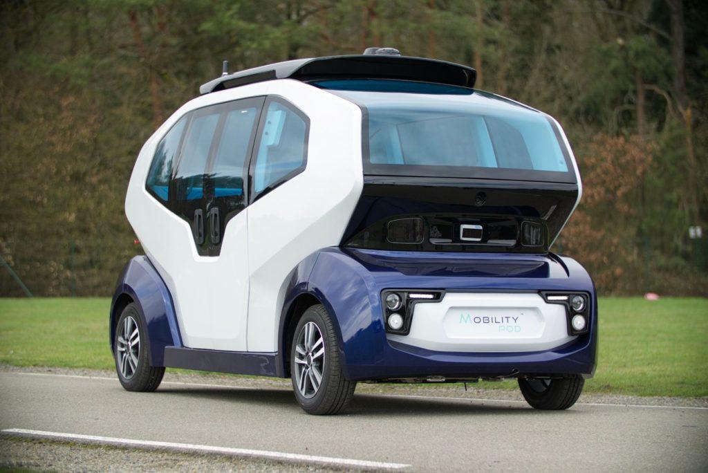 MILLA Group Selects Leddar Pixell Technology for MILLA POD Autonomous Shuttle 20