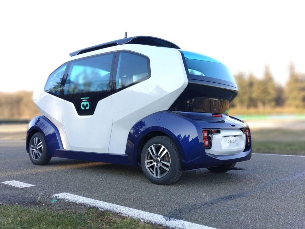 MILLA Group Selects Leddar Pixell Technology for MILLA POD Autonomous Shuttle 23