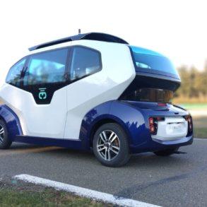 MILLA Group Selects Leddar Pixell Technology for MILLA POD Autonomous Shuttle 16
