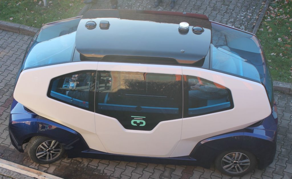 MILLA Group Selects Leddar Pixell Technology for MILLA POD Autonomous Shuttle 24