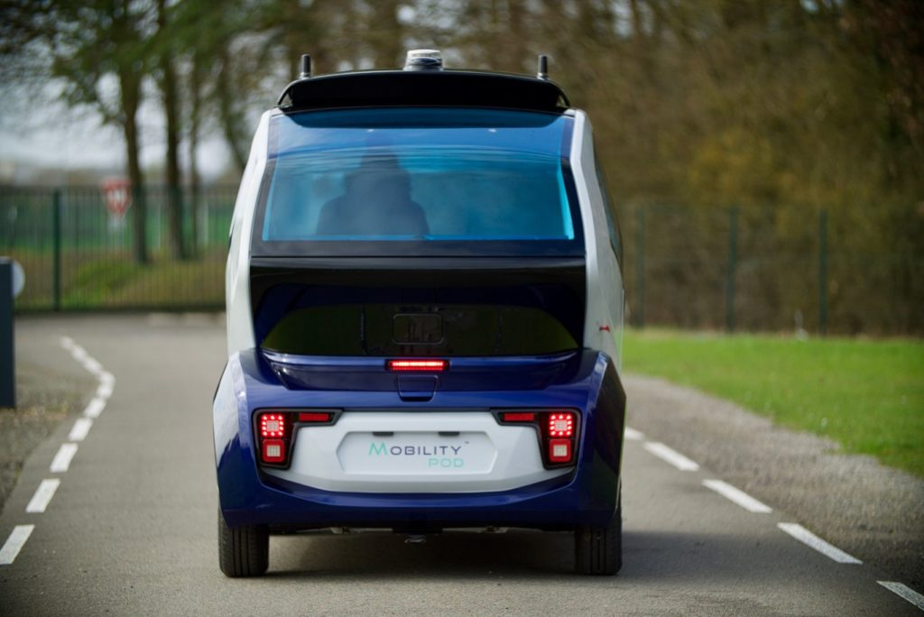 MILLA Group Selects Leddar Pixell Technology for MILLA POD Autonomous Shuttle 27