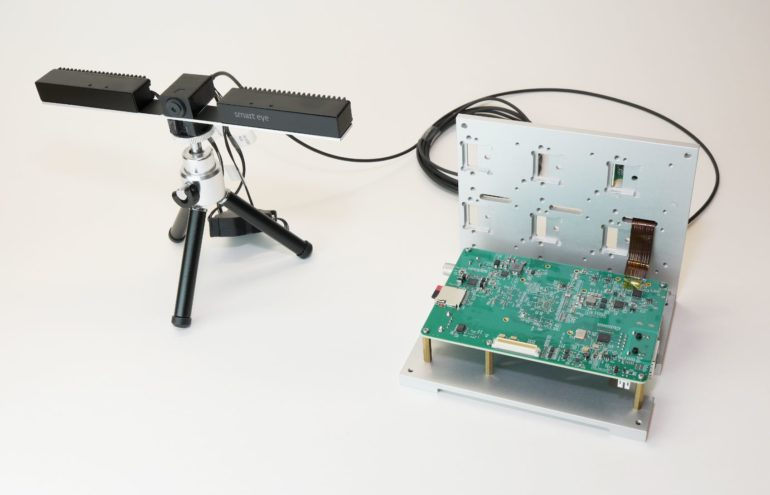 OmniVision, Ambarella & Smart Eye Partner on Combined Driver Monitoring & Video Conferencing Camera Solution 16