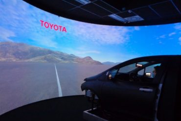 Toyota Motor Europe Selects rFpro Software for New Brussels Simulation Center 19