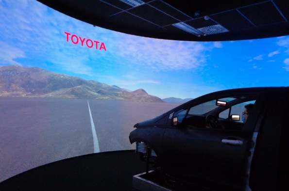 Toyota Motor Europe Selects rFpro Software for New Brussels Simulation Center 16