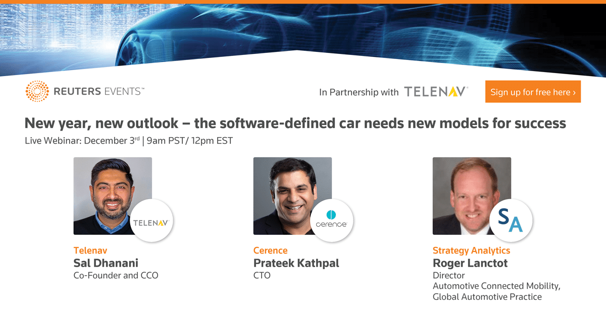 software-defined car