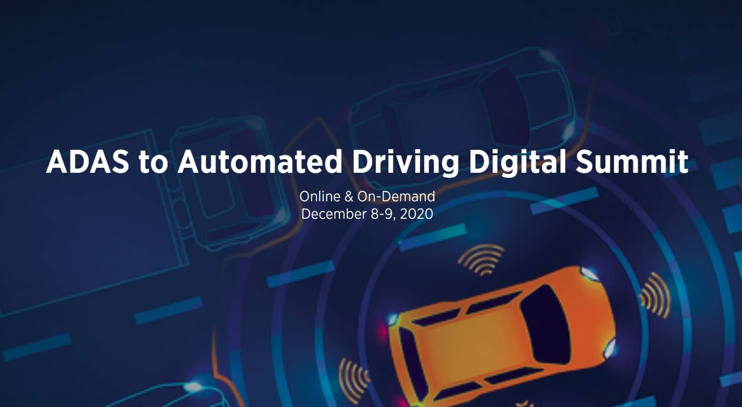 ADAS to Automated Driving Digital Summit