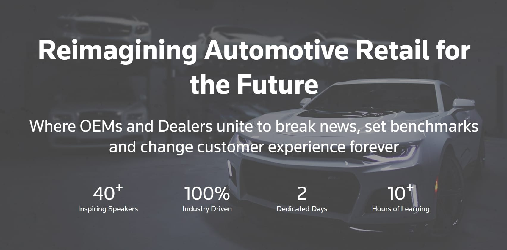 Automotive Retail Summit