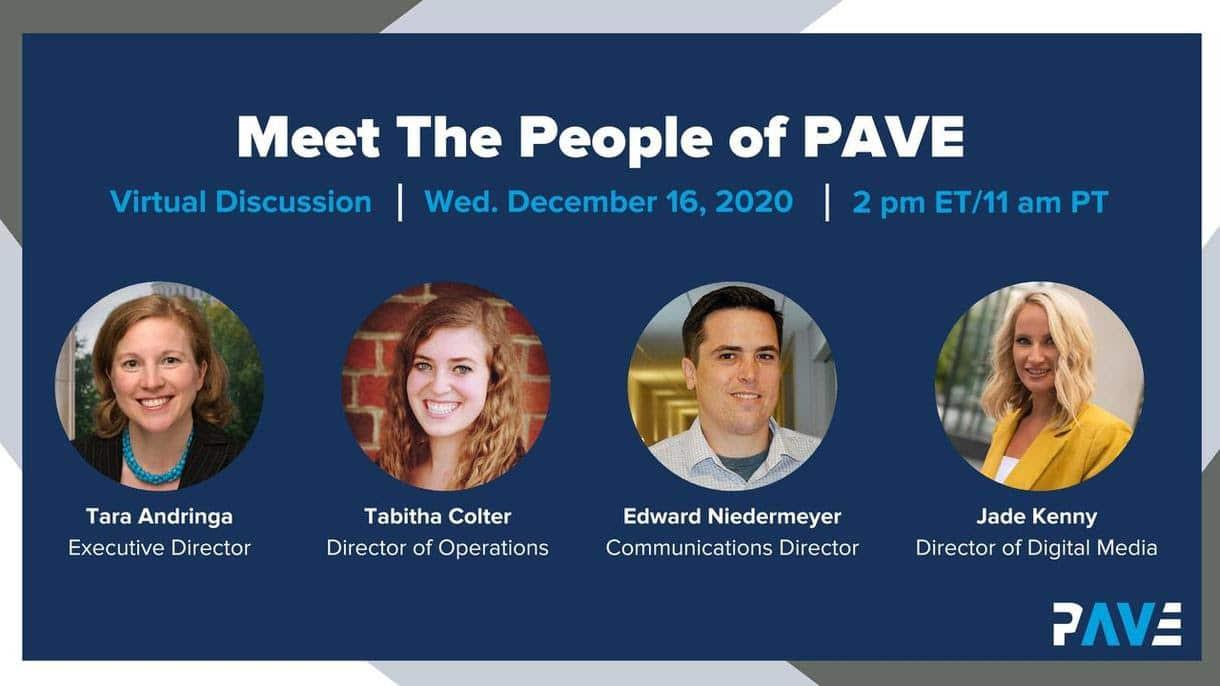 Meet PAVE