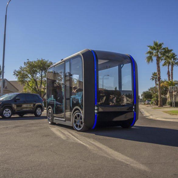Local Motors & Protean Electric Extend Partnership to Accelerate Autonomous EV Adoption 25