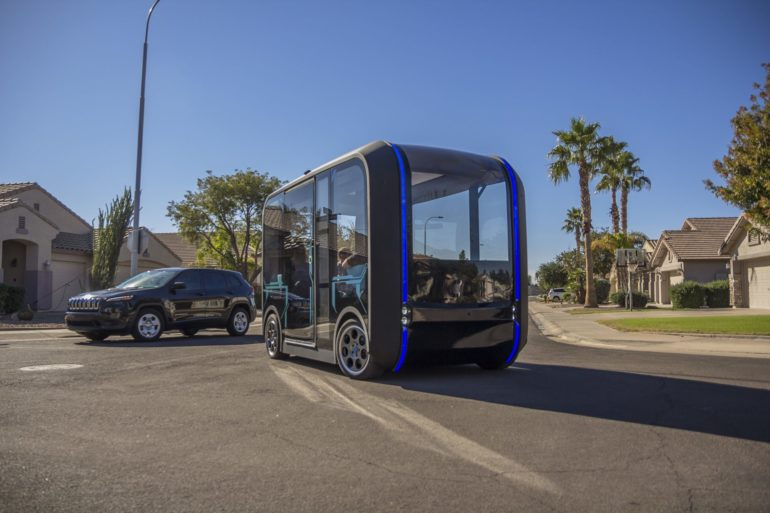 Beep & Local Motors Implement New Autonomous Shuttle Testing Initiative in Lake Nona, Florida 16