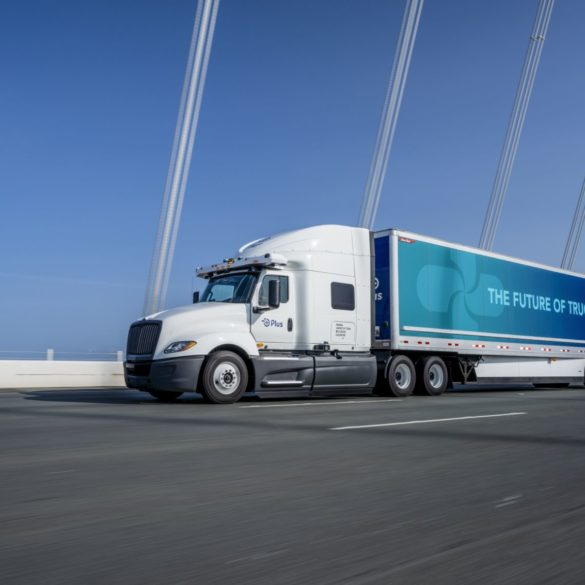 Plus & Ouster Sign Multi-Year Agreement to Support Global Deployment of Automated Trucks 17