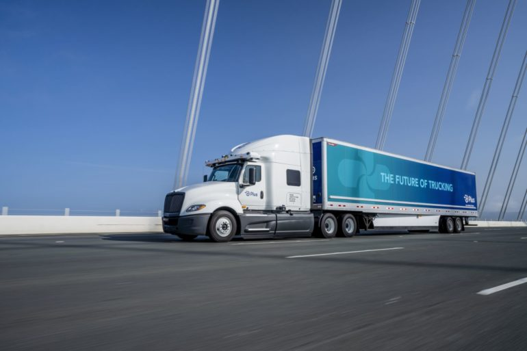 Plus & Ouster Sign Multi-Year Agreement to Support Global Deployment of Automated Trucks 16