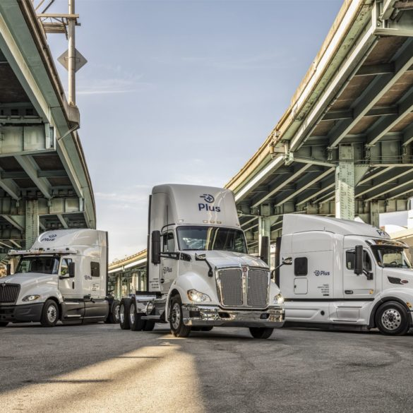 Full Truck Alliance & Plus to Debut New Self-Driving Truck Technology in China 18