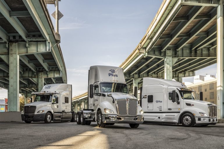 Full Truck Alliance & Plus to Debut New Self-Driving Truck Technology in China 20