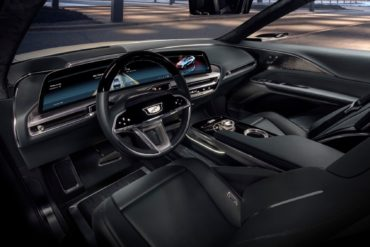 Cadillac Debuts New 33-Inch User Interface for Next-Generation Driver Experiences 15