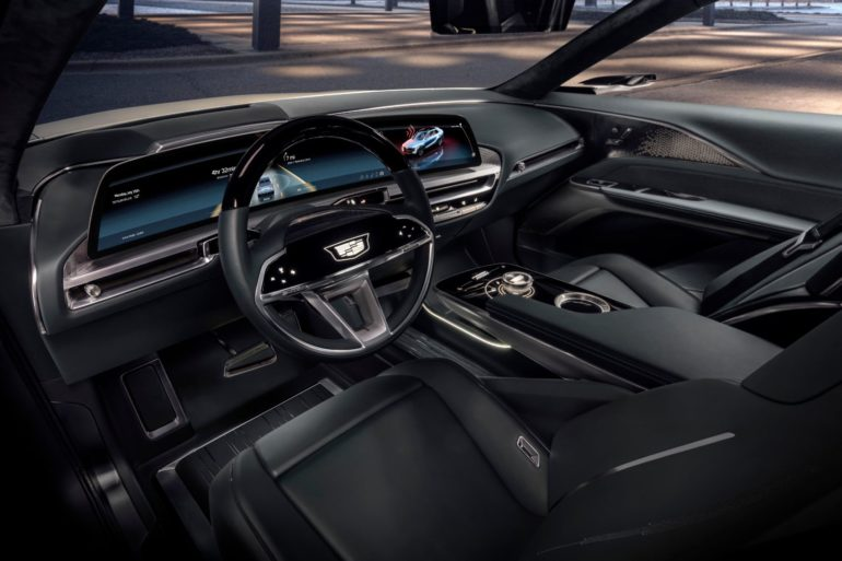 Cadillac Debuts New 33-Inch User Interface for Next-Generation Driver Experiences 16