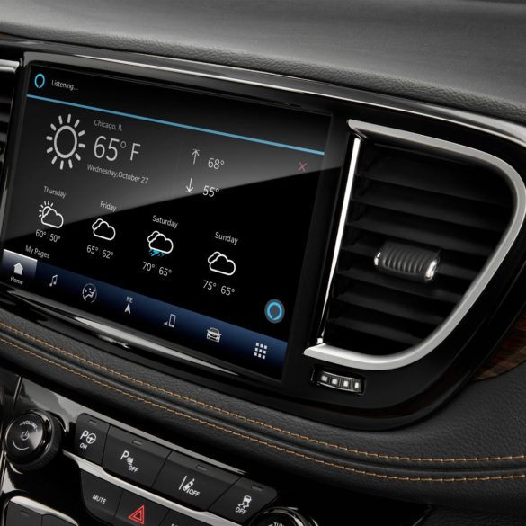 FCA Calls on Alexa for Advanced AI Capabilities for Future Vehicles 17