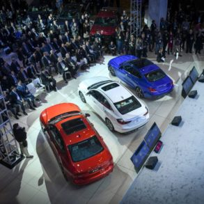 COVID-19 Pushes Detroit Auto Show to Change Date, Offer Outdoor Alternative With Motor Bella 20
