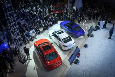 COVID-19 Pushes Detroit Auto Show to Change Date, Offer Outdoor Alternative With Motor Bella 16