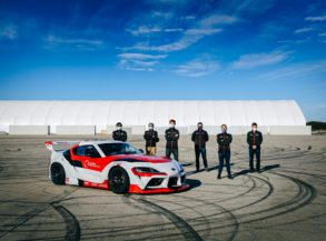 New Toyota Research Institute Project Infuses Safety Technology with Professional Driving Skills 19