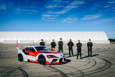 New Toyota Research Institute Project Infuses Safety Technology with Professional Driving Skills 16