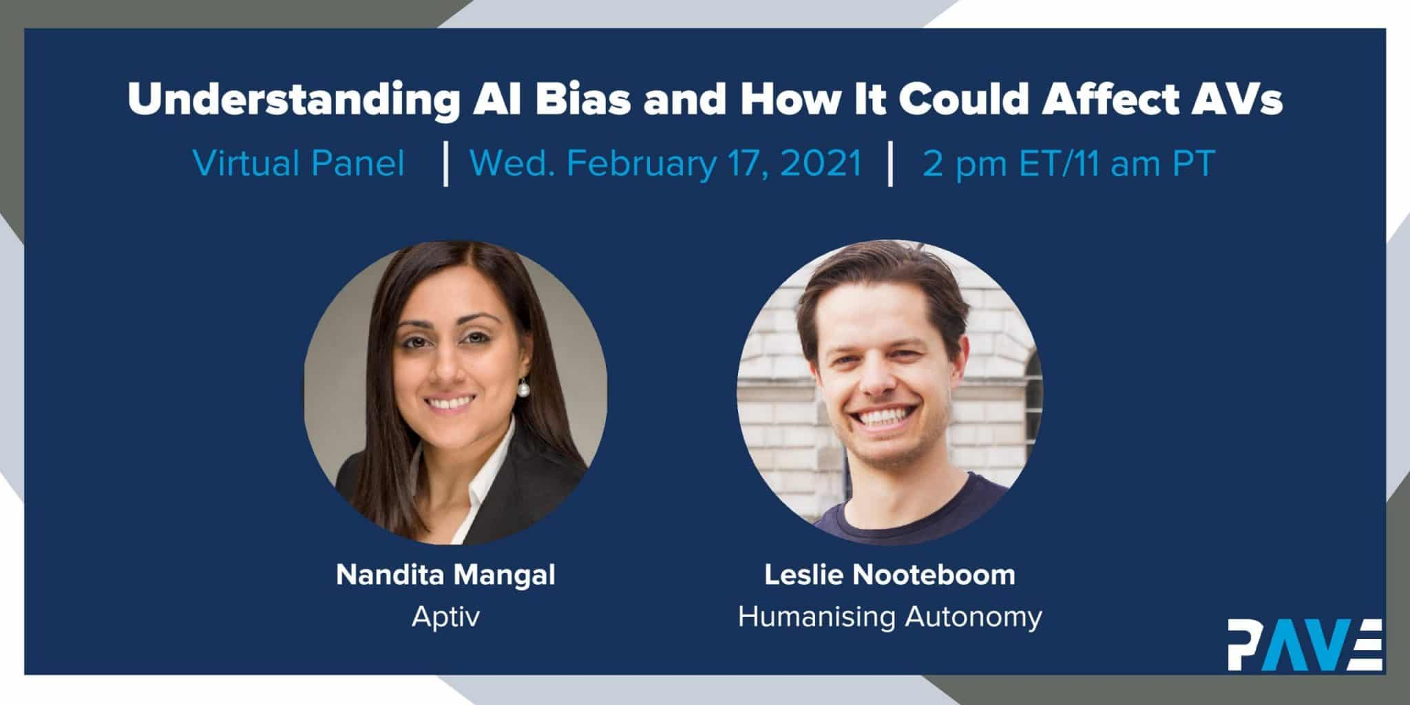 Understanding AI Bias and How It Could Affect AVs