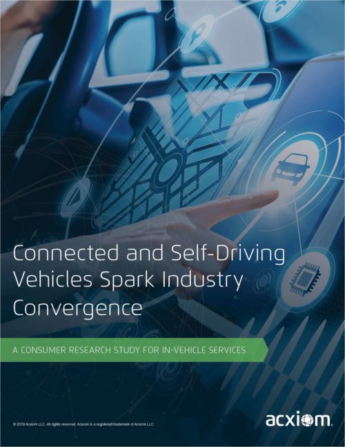 Whitepaper: Connected and Self-Driving Vehicles Spark Industry Convergence 17