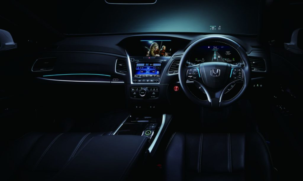 Honda Sensing Elite Launches in Japan with Level 3 Automated Driving Features 27