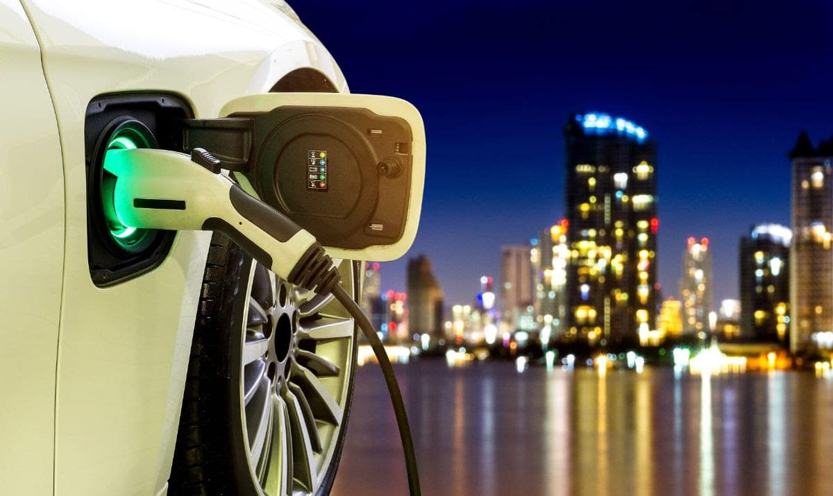 Into the Future EV
