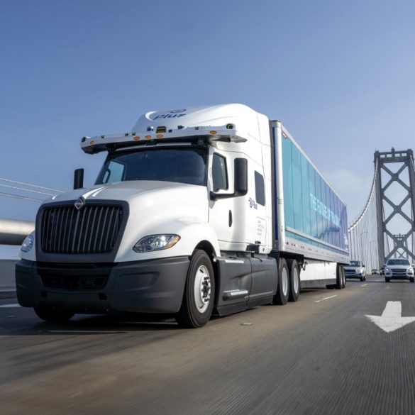 Plus & Teledyne FLIR to Test Thermal Cameras for Autonomous Trucks 32