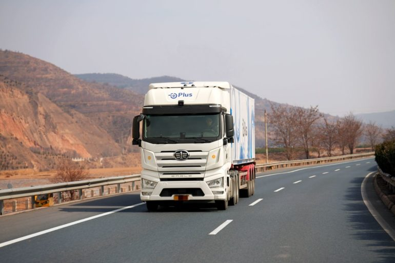 SF Express Selects Plus for China's First Commercial Freight Pilot Using Supervised Autonomous Trucks 21
