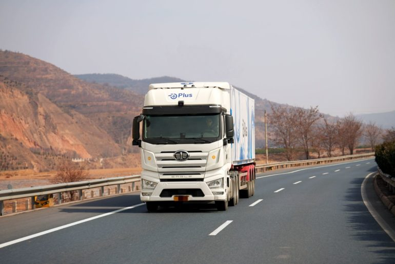 SF Express Selects Plus for China's First Commercial Freight Pilot Using Supervised Autonomous Trucks 16