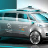 Volkswagen Commercial Vehicles Announces Autonomous Driving R&D for Mobility as a Service 16