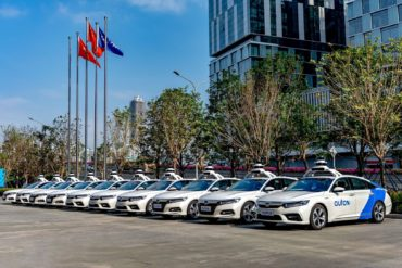Honda China Collaborates with AutoX for Autonomous Driving Research on China's Public Roads 17