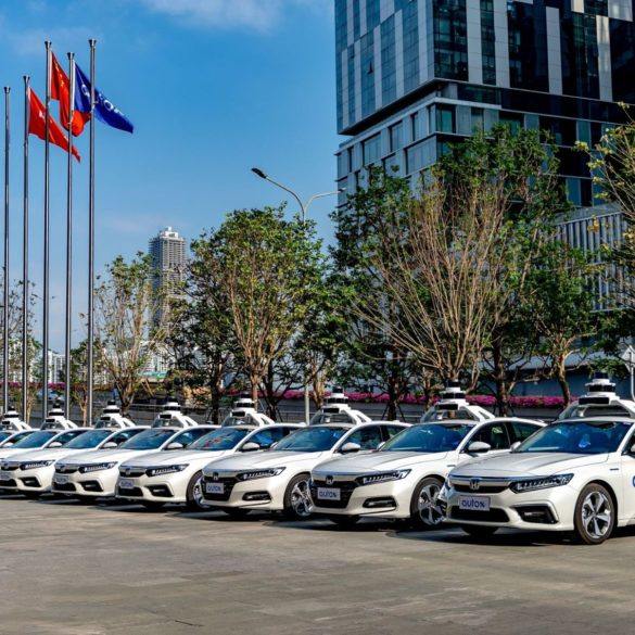 Honda China Collaborates with AutoX for Autonomous Driving Research on China's Public Roads 21