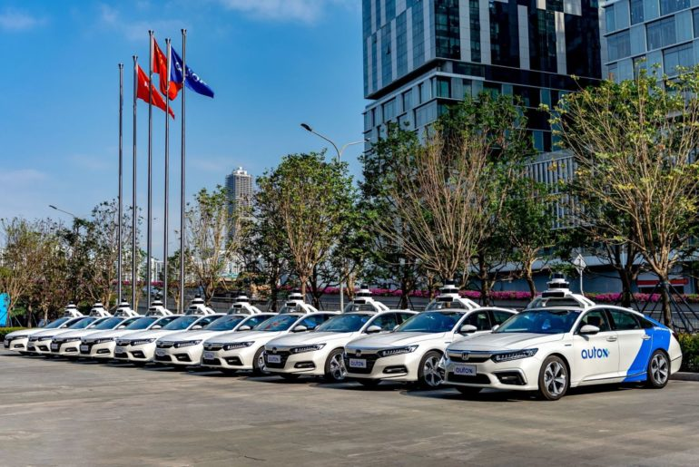 Honda China Collaborates with AutoX for Autonomous Driving Research on China's Public Roads 15