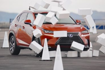This Video From Lexus Shows The Dangers of Texting & Driving 21